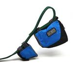 View Image 4 of Outward Hound Dog Leash Mate - Blue