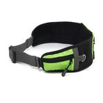 View Image 3 of Outward Hound Hands Free Jogger Dog Leash - Green