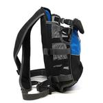 View Image 3 of Outward Hound Legs Out Front Dog Carrier - Blue