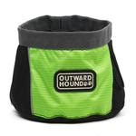 View Image 1 of Outward Hound Port A Bowl - Green