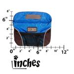View Image 2 of Outward Hound Quick Access Dog Treat Bag - Blue