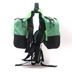 View Image 5 of Outward Hound Quick Release Dog Backpack - Green