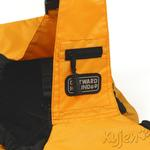 View Image 3 of Outward Hound Sling Pet Carrier - Orange