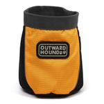 View Image 1 of Outward Hound Treat 'N Ball Bag - Orange and Black