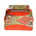 View Image 1 of Paw Shaped Silicone Dog Treat Pan