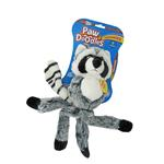 View Image 1 of Pawdoodles Squeakies Dog Toy - Raccoon