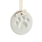 View Image 4 of Pawprints Dog Ornament