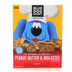 Peanut Butter and Molasses Dog Treat from Blue Dog Bakery