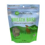 View Image 1 of Pet Naturals Breath Bars Dog Chews