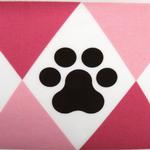 View Image 2 of Pet Studio Andover Dog Dishes - Raspberry Sorbet