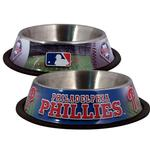 View Image 1 of Philadelphia Phillies Dog Bowl