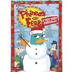 Phineas & Ferb Movies - Very Perry Christmas
