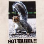 View Image 3 of Photo Real Squirrel Dog T-Shirt