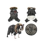 View Image 2 of Pilot Winter Jumpsuit by Puppia - Black