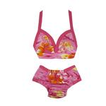 Hawaiian Dog Bikini - Pink