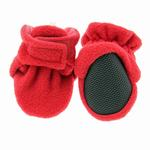 View Image 2 of Piper's Fleece Dog Booties - Red