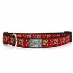 View Image 1 of Pirate Pooch Adjustable Dog Collar