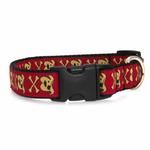 View Image 2 of Pirate Pooch Adjustable Dog Collar
