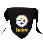 View Image 1 of Pittsburgh Steelers Mesh Dog Bandana