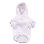 View Image 2 of Plain Dog Hoodie - Cream