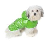 View Image 1 of Playtime Rain Slicker - Lime