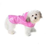 View Image 1 of Playtime Rain Slicker - Pink