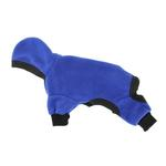View Image 1 of Polarctic Fleece Jumpsuit - Royal Blue