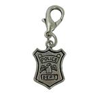 View Image 1 of Police Dept. Collar Charm