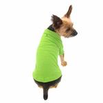 View Image 2 of Polo Dog Shirt - Parrot Green