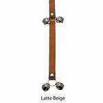 View Image 1 of Poochie Bells Dog Doorbell - Classic Solid Designs