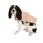 View Image 3 of Popette Dog Coat by Puppia - Pink