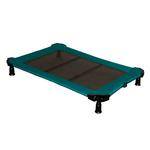 View Image 1 of Portable Dog Cot - Moss Green