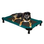 View Image 2 of Portable Dog Cot - Moss Green