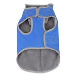 View Image 2 of Precision Fit Dog Parka - Royal Blue