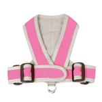 View Image 1 of Precision-Fit Nylon Dog Harness - Hot Pink
