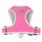 View Image 2 of Precision-Fit Nylon Dog Harness - Hot Pink