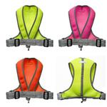 View Image 4 of Precision Sport Mesh Dog Harness - Lime