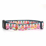 View Image 1 of Pretty Nesting Dolls Dog Collar