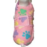 View Image 1 of Pretty Paws Fleece Dog Jacket