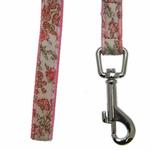 View Image 3 of Primavera Dog Leash by Pinkaholic - Pink