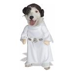 Star Wars Princess Leia Dog Halloween Costume
