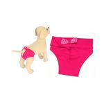 View Image 1 of Protective Hot Pants for Dogs - Pink