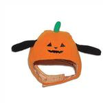 View Image 1 of Pumpkin Dog Hat by Dogo