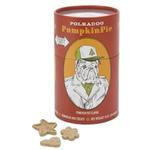 View Image 1 of Pumpkin Pie Dog Treats by Polka Dog Bakery - Red Twist Me Can