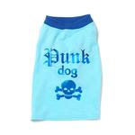 View Image 2 of Punk Dog T-Shirt - Blue