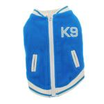 View Image 1 of PuppyPAWer K9 Track Jacket - Blue