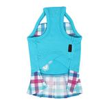 View Image 2 of Purity Dog Dress by Puppia - Aqua