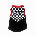 View Image 1 of Racing Team Pit Crew Dog Tank Top