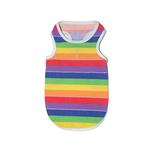 Rainbow Dog Tank Top by Dogo