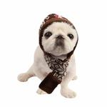 View Image 1 of Reindeer Dog Hat by Pinkaholic - Brown